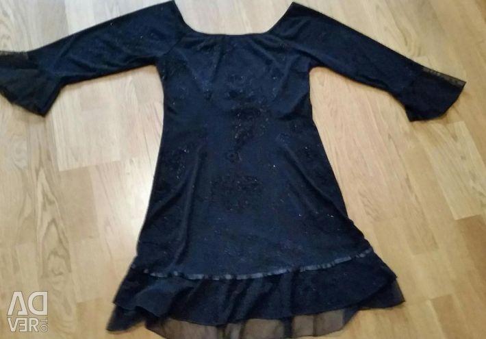 Ошатне плаття чорне