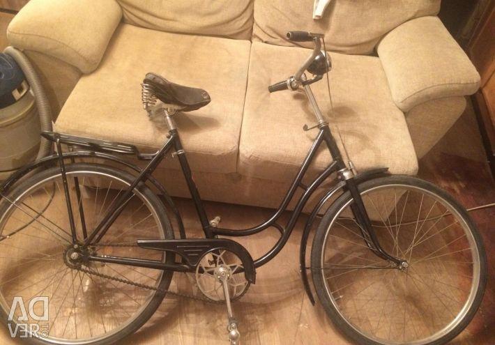 Bicycle HVZ 1954 onwards Real retro bike