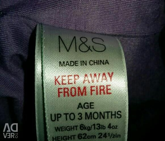 Overalls jeans M&S
