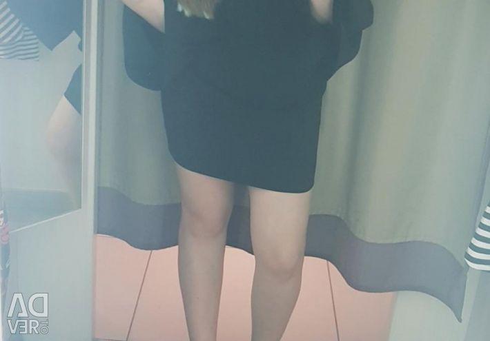 Rochie pe o figură S