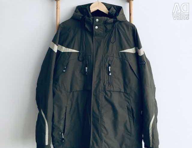 Куртка для сноуборда