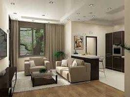 2-room. apartment, 1 floor, 60 m ²