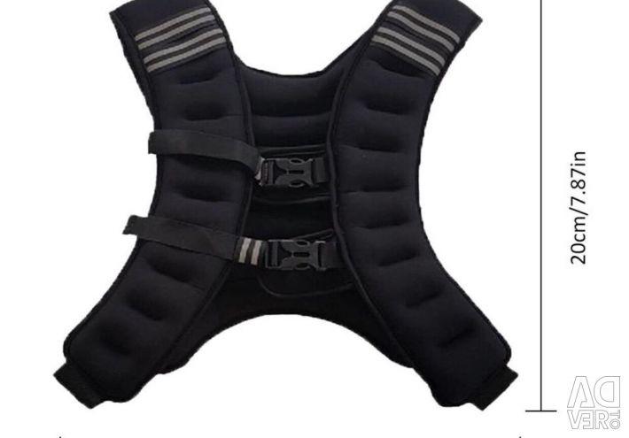 Weighting vest 5kg