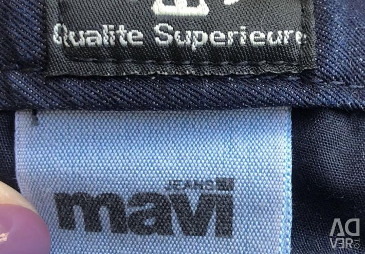 Trousers-jeans (new)