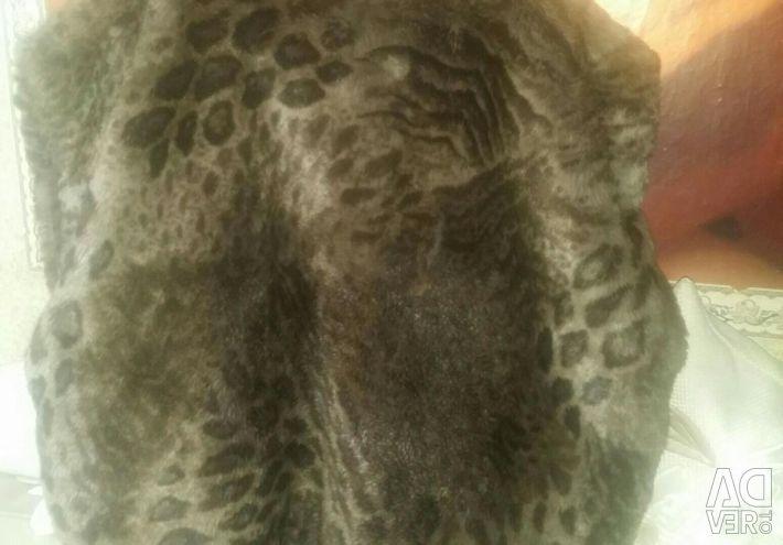 Cozy, soft vest