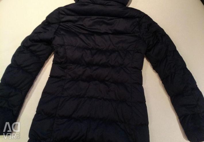 Teenage down jacket