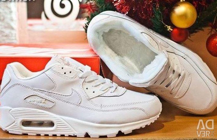 Nike Air Max 90 winter white