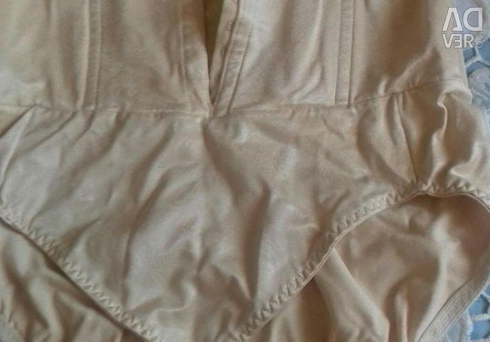 Adjustable underwear