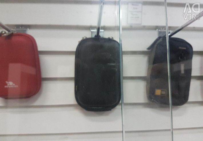 Covers for compact cameras