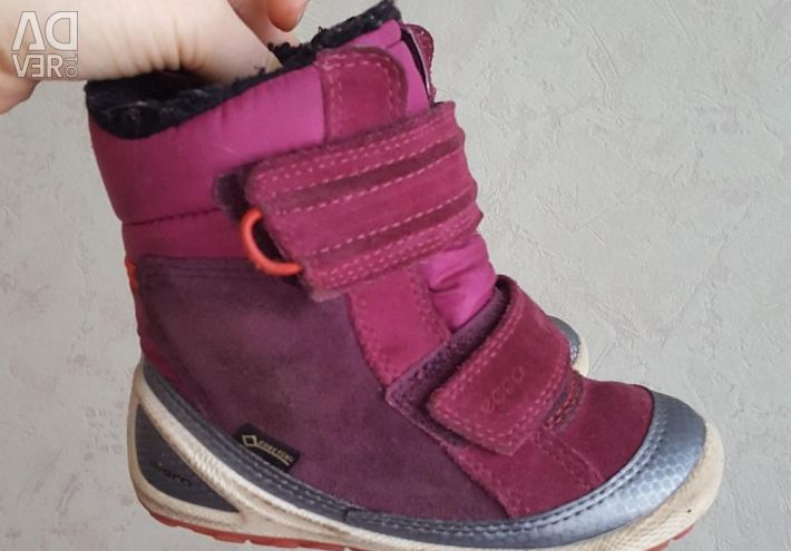 Ecco boots 24 size