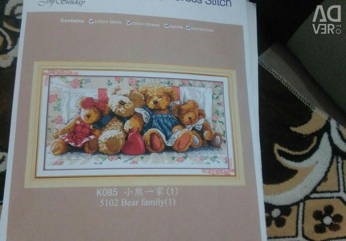 Cross stitch kit China