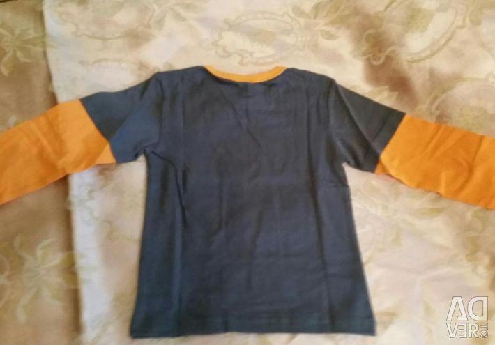 New long sleeve t-shirt