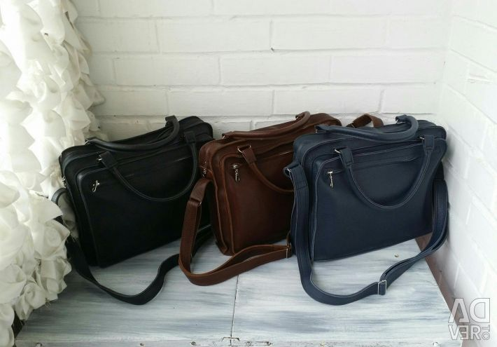 Genuine leather bags!