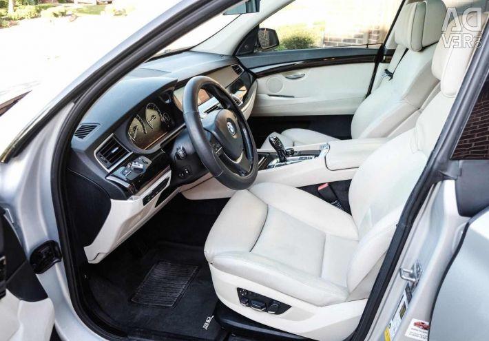 2010 BMW 5-Series 550i Gran Turismo GT Fully Loade