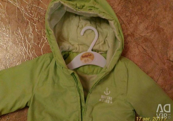 Μάρκα μωρό σακάκι