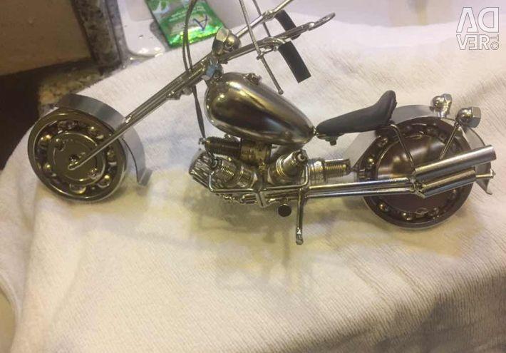 Jucărie pentru motociclete