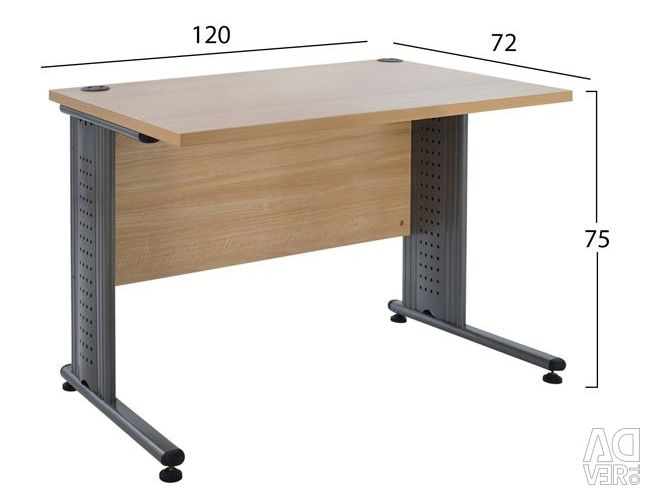 PROFESSIONAL OFFICE HM2044.01 OXY 120X72X75
