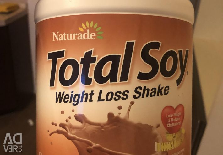 Total soy with chocolate flavor. Substitute