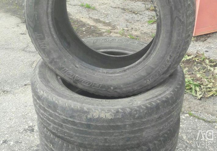 Tires NEXEN kit