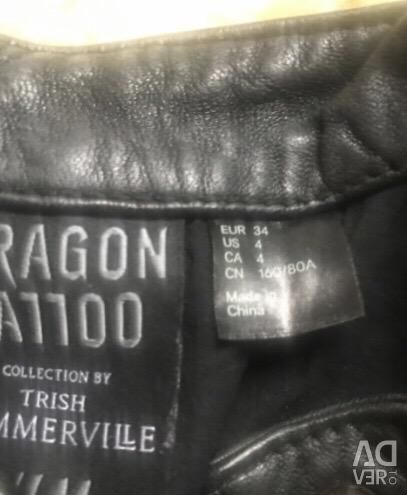Tailcoat gragon tattoo (limited edition)