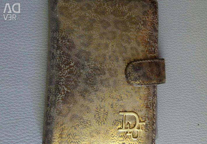 Візитниця від Dior