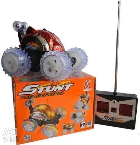 Машинка перевертыш Stunt Radio Control