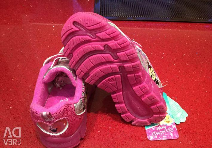 Sneakers Disney Minnie Glowing