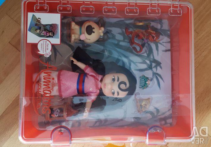 Disney Mulan new set.
