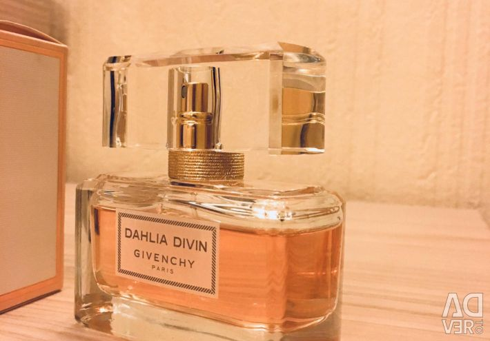 Givenchy Dahlia Divin original