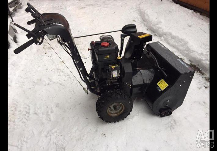 Murray MM691150E snow blower