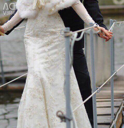Wedding dress exclusive Italy