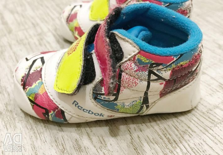 Sneakers Reebok nurseries