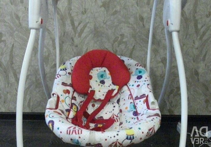 Swing graco electronică pentru nou-născuți