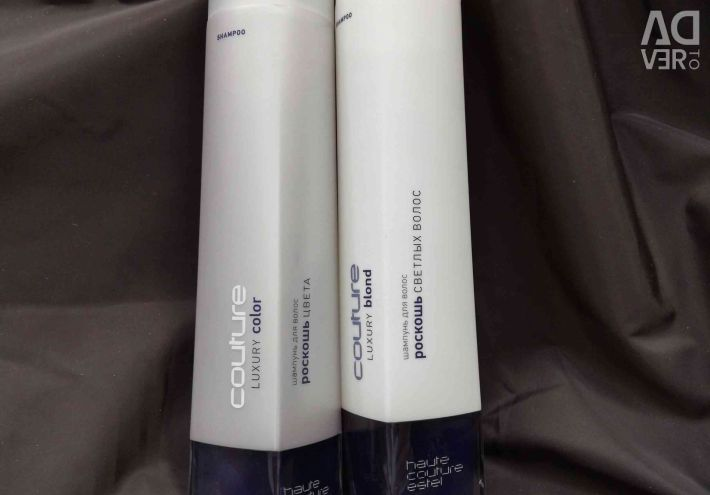 Sulfur-free shampoo couture luxury Color and Blond