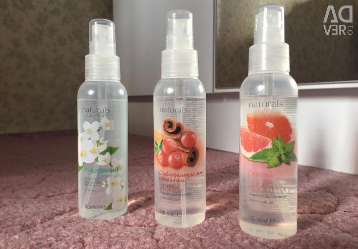 Body Spray & Lotions