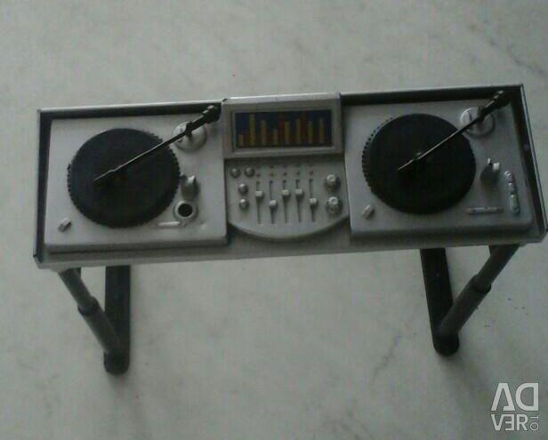 DJ remote control