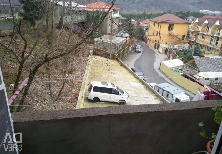 Apartment, 1 room, 45 m²