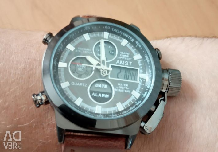 Military watches amst Original new