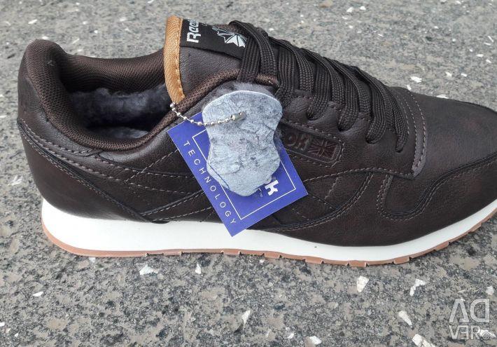 Reebok winter sneakers