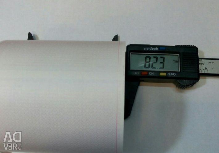 Hârtie termică pentru case de marcat