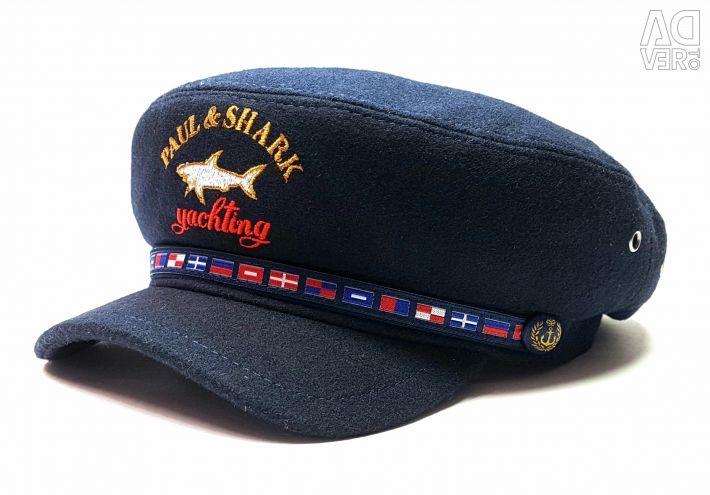 Căpitanul Paul Shark de lână