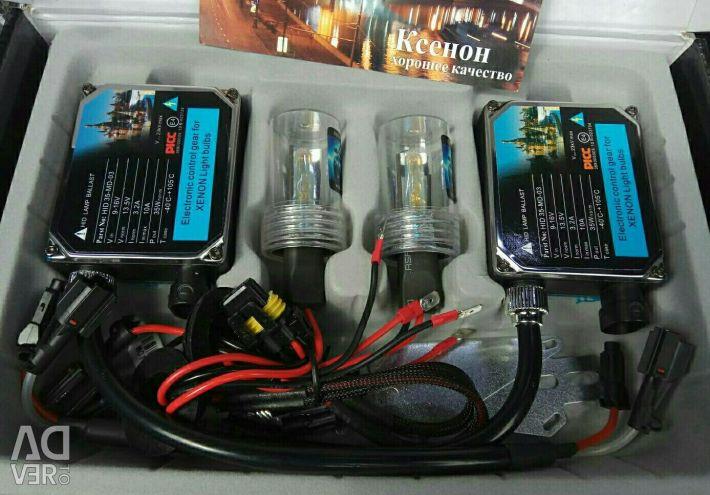 Xenon H7 3000k κιτ