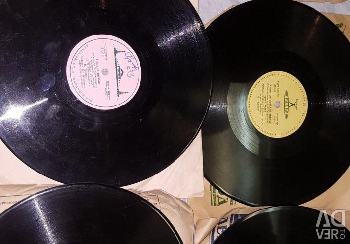 Phonograph records