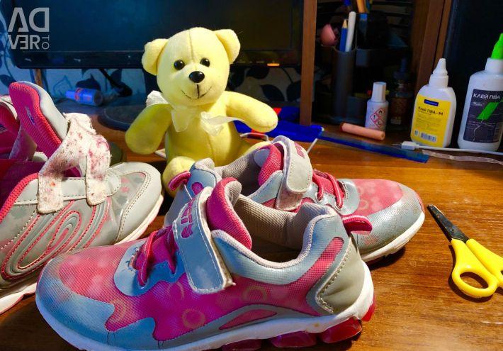 Sneakers 31 sizes (+ gift 33 sizes) kotofey