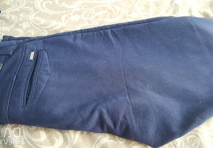 Trousers-jeans