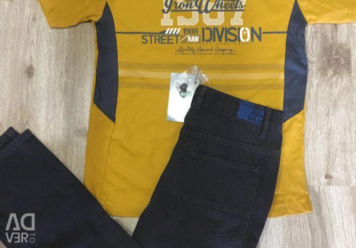 Jeansul este nou