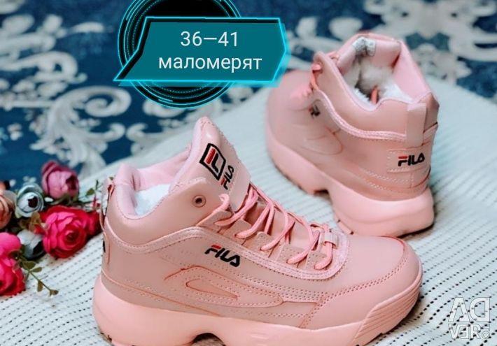 Sneakers Fils Women's Winter