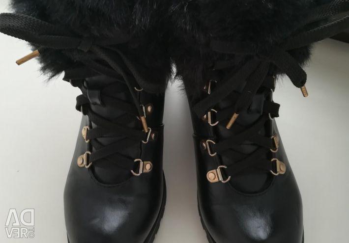 Kayıp Mürekkep Ayakkabıları
