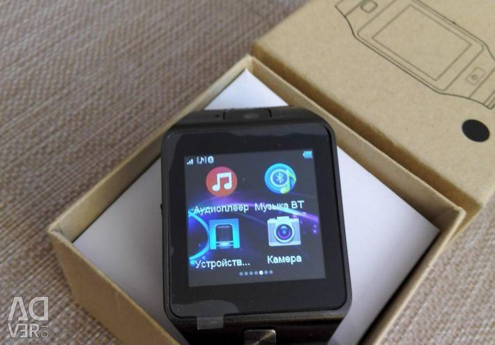 Watch phone Apachie DZ-09