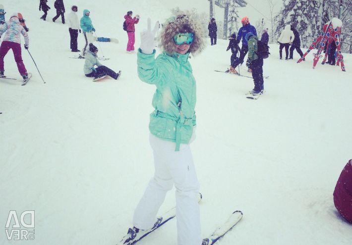 Jachetă de schi